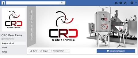 Material criado para CRC Beer Tanks