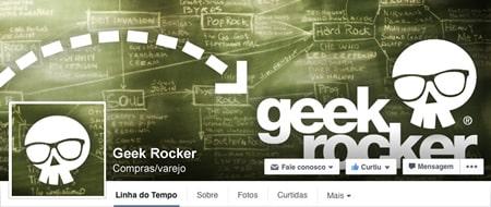 Material criado para Geek Rocker