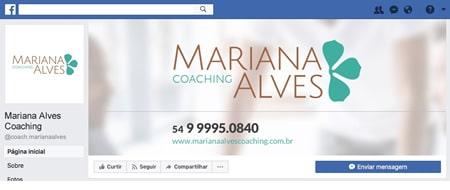 Material criado para Mariana Alves Coaching