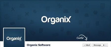 Material criado para Organix