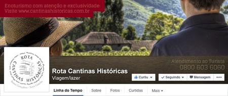 Material criado para Rota Cantinas Históricas
