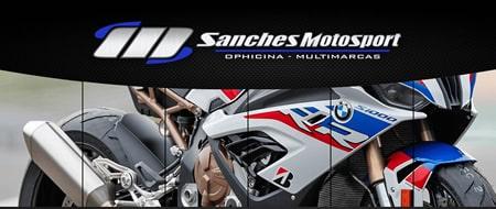 Site criado para Sanches Motosport