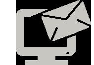 Newsletters e cartões